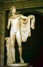 idéal masculin corps grèce antique